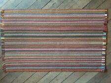 Vintage? Retro Multi Colored Rag Rug