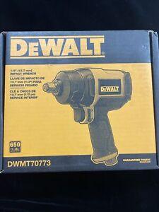 DEWALT DWMT70773L 1/2 inch Heavy-Duty Impact Wrench