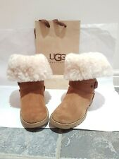 Original /ugg uggs boots size 4 or eu 37 tan colour. NEW.