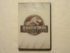 Jurassic Park Collection (World, The Lost World, Iii) (Dvd, 2015, 6-Disc) New!
