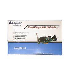 HighPoint RocketRaid 2320 8 Channel PCI Express SATA II Raid Controller