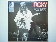 Neil Young double 33Tours vinyle Roxy Tonight's The Night Live disquaire day 18