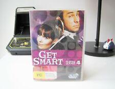 GET SMART: SEASON 4 - DVD | 5 DISC SET