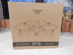 BRAND NEW 2021 SJRC F11 PRO 4K 2 AXIS GIMBAL GPS DRONE 1.5KM Range 2 Battery's