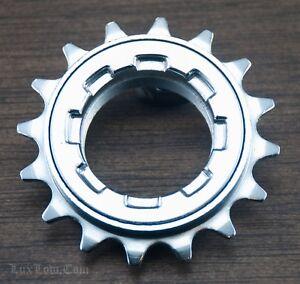 Single Speed Chain Bike FREEWHEEL Vintage BMX Bicycle Adult Trike Fixie Hub Cog