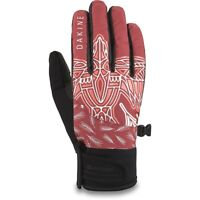 Dakine Women's Electra Snowboard Gloves Medium Dark Rose Vesper New 2021