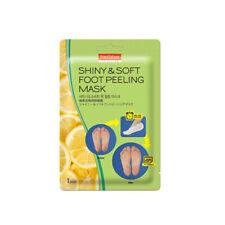 [PUREDERM] Shiny & Soft Foot Peeling Mask 1pair