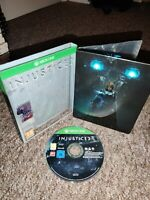 Injustice 2 Deluxe Edition Steelbook - Xbox One Game - FAST & FREE P&P!