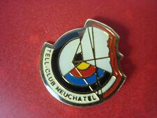 pins pin sport tir a l'arc archers ffta neuchatel