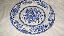 C4 Pottery English Ironstone Plate 24cm 5B2B