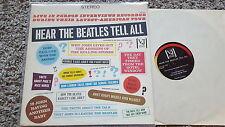The BEATLES-Hear the Beatles Tell all US VINILE LP
