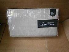 Christy Regency Damask (Silver) Jacquard One Oxford Pillowcase 50x75cm