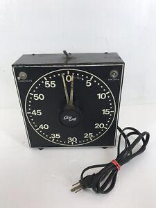 Vintage GraLab Model 300  Darkroom Timer Clock Developing Photography Photo Lab