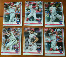 2019 PHILLIES 40 Card Lot w/ TOPPS OPENING DAY Team Set 23 Spring Players KAPLER