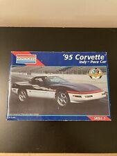 Monogram '95 Corvette Indy Pace Car Model Kit