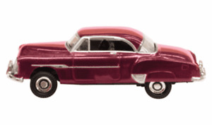 NEW Woodland Downtown Drive Car HO Scale JP5601