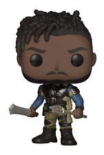 Funko Pop Marvel Comic Chase Black Panther: Erik Killmonger Action Figure
