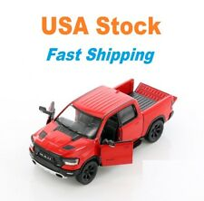 2019 Dodge RAM 1500, Ram Truck,Pick Up Truck,Kinsmart,Diecast Toy Car, 5'', 1:46