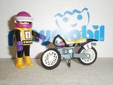 Playmobil 3044 Crossmotor