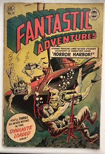 Fantastic Adventures No.10 By Super Comics 1963 Silver-Age 12 cent