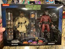 Splinter And Shredded NECA 2 Pack Walmart Exclusive TMNT Teenage Mutant Ninja ?