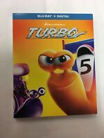 Turbo [New Blu-ray] Digital Copy With Slip Cover