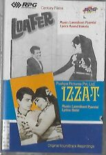 LOAFER & IZZAT - NEW 2 IN 1 BOLLYWOOD AUDIO CASSETTE - FREE UK POST