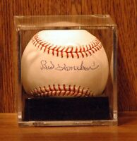 Bud Harrelson Autograph 1969 Mets World Series Champs signed Baseball Tristar CA
