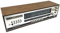 Vintage Telefunken Concertino 205 HiFi FM/AM/SW Stereo Receiver Tube Radio AS-IS