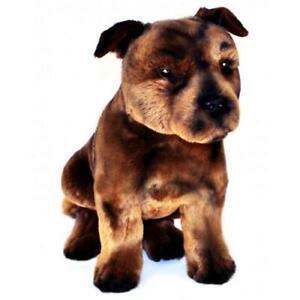 Bocchetta - Scooter Staffordshire Bull Terrier Plush Toy 38cm