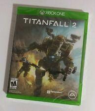 Titanfall 2 (Microsoft Xbox One, XB1, 2016) **BRAND NEW FACTORY SEALED**