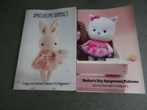 Amigurumi Animals and Mothers Day Pattern Books Paperback