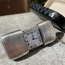 Movado Ermeto watch pocket purse watch Vintage Box Working Perfectly T Swiss T