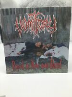VOMITORY - RAPED IN THEIR OWN BLOOD LP AR 013