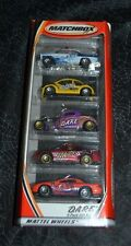 2000 MATCHBOX D.A.R.E. FIVE PACK GIFT SET 95713