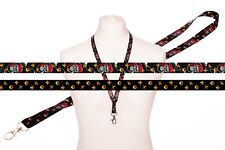 SKULLS PIRATE QUALITY UNIQUE LANYARD NECK for Mobile MP3 ID Key USB Holder STRAP