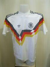 Deutschland 1988/1989/1990 home Sz L Germany Adidas shirt jersey trikot football