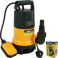 More details for jobsite 240v dirty submersible water pump garden fish tank sump pumps pond