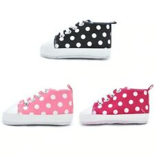 Baby Shoes New Canvas Classic Sports Sneakers Infant Toddler Anti-slip Soft Sole
