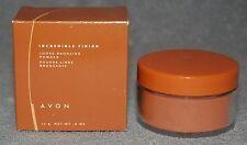 Avon-Incredible Finish -LOOSE BRONZING POWDER--.6 OZ--SUNTAN