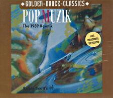 M - POP MUZIK (The 1989 Remix+ Original) - Maxi CD Single © 1989 #ZYX GDC 2052-8