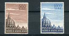 Vaticano 1953 cupoloni basilica san pietro MNH