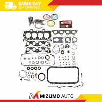 Engine Re-Ring Kit Fit 88-95 Honda Civic Del Sol D15B1 D15B2 B7 B8