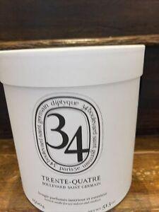 Diptyque Trente-Quatre 34 Hat Box