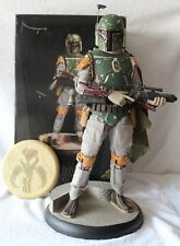 Star Wars Boba Fett Premium Format EXCLUSIVE Statue Figure by Sideshow