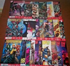 GUARDIANS OF THE GALAXY #.1. #1 - #27 Marvel Comics BENDIS 2013 RUN no #12 NM