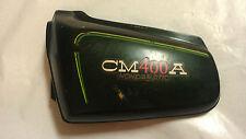 Honda CM400A Left Side Cover Fairing