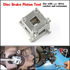 "Laser Brake Rear Caliper Piston Cube 3/8""DWind Back Rewind Service Brake Square@"