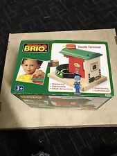 2000 Brio Goods Terminal Train Set Building