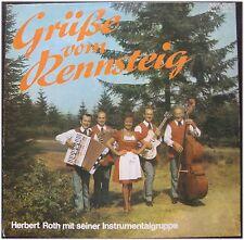 Herbert Roth, Grüße vom Rennsteig, VG/VG+, LP (6052)